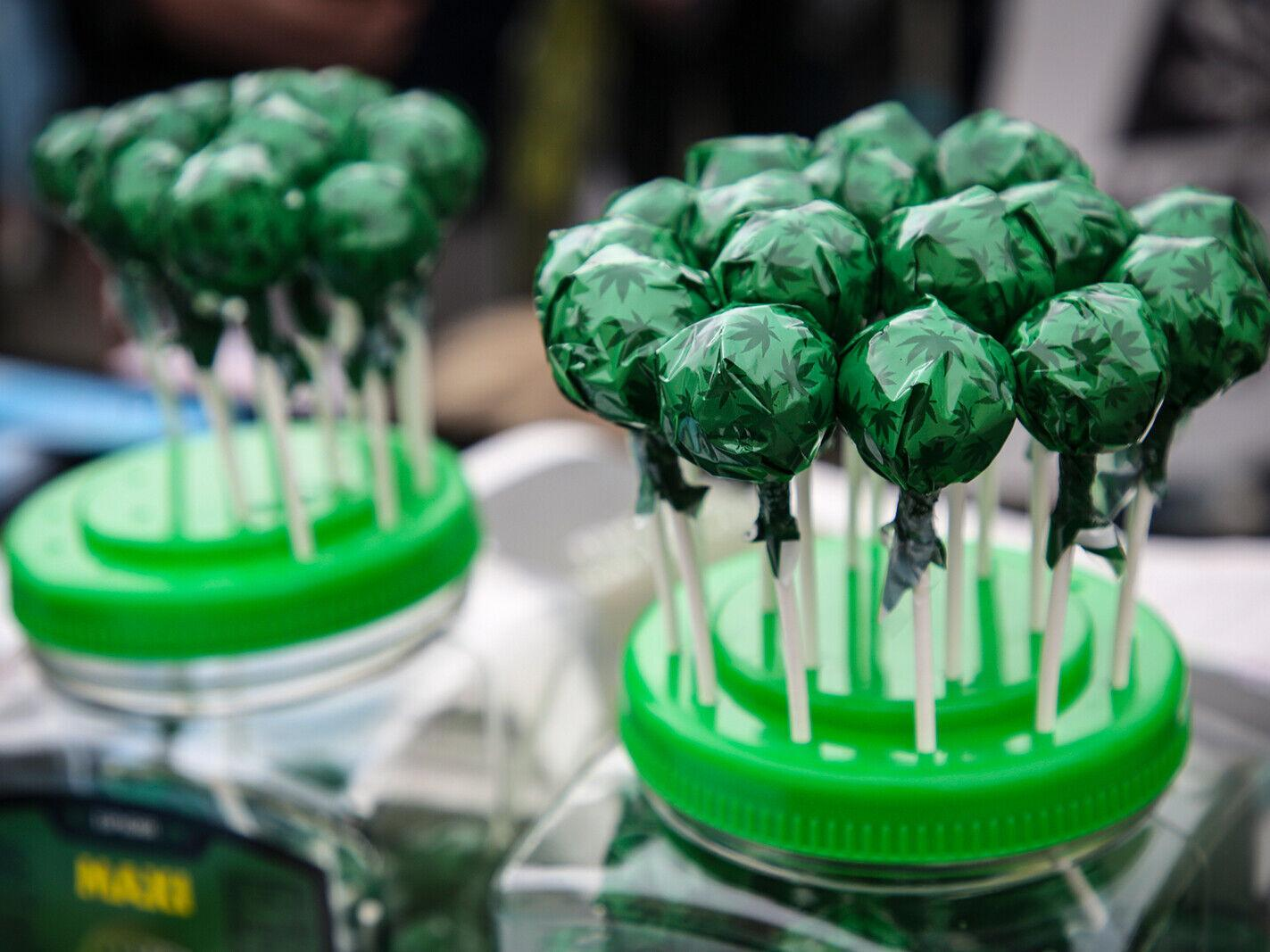 Children are at increased risk of accidental poisoning from marijuana edibles, study finds
